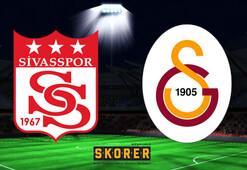 Sivasspor-Galatasaray: 4-3
