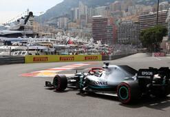 Monacoda pole pozisyonu Hamiltonın