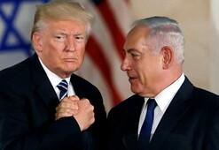 Trumptan İsrail açıklaması: Bibi ve ben...
