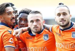 Medipol Başakşehirin en golcüsü Visca