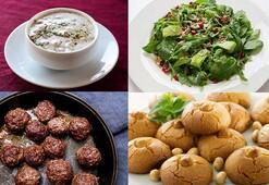 Günün iftar menüsü: 25. gün
