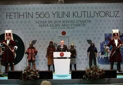 Son dakika | Cumhurbaşkanı Erdoğandan İstanbullulara müjde: Önümüzdeki dönem hayata geçireceğiz