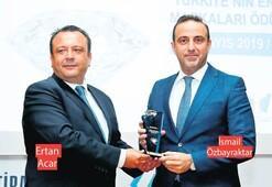 Turkcell'e itibar ödülü