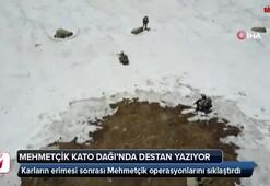 Mehmetçik Kato Dağında destan yazıyor