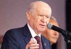 Devlet Bahçeliden Yargı Reformu değerlendirmesi: MHP umut verici bulmuştur