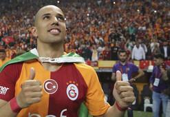 Sofiane Feghouli: Seneye de Galatasarayda olacağım