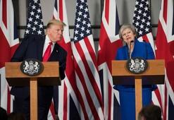 Trump İngilterede açıkladı: Kesinlikle anlaşmaya varacağız