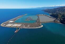 Denize 2. havalimanı  için çalışma tam gaz