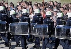 Avusturyada mülteciler açlık grevine başladı