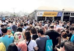 İstanbul kilitlendi