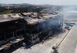 Kocaelideki yangın sonrası 4 kişi gözaltında