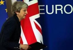 Son dakika | Ve Theresa May resmen bıraktı