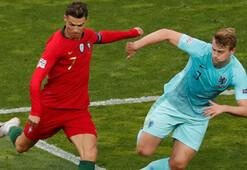 Ronaldodan Matthijs de Ligte transfer teklifi