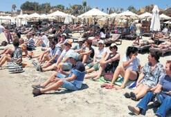 Halk plajı protestosu