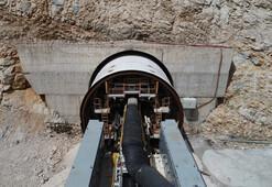 Silvan Tüneli verimli toprakları suyla buluşturacak