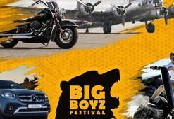 Big Boyz Festival'le yer yerinden oynayacak