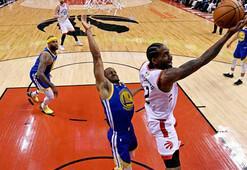 NBAde final serisinin parlayan yıldızı Leonard