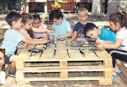 Çiftlik okulda sıradışı eğitim