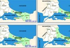 Meteorolojiden Marmara için kritik uyarı