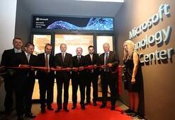 Microsoft Teknoloji Merkezi İstanbul'da açıldı