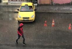 Son dakika: Meteoroloji yeni uyarı yayınladı Kuvvetli sağanak etkili olacak