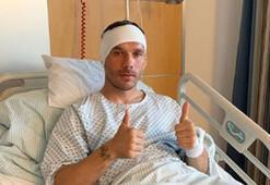 Podolskiye başarılı ameliyat