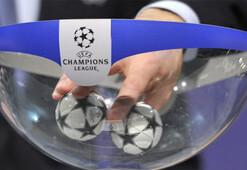 Şampiyonlar Liginde 2. eleme turu kuraları çekildi