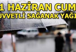 Cuma günü yağış var mı Meteorolojiden 21 Haziran hava durumu açıklaması