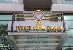 AK Parti ve CHPden YSKya mühür başvurusu