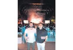 Turneleri Antalyaya taşıyan vizyon