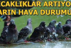 Salı günü hava durumu nasıl olacak (25 Haziran) İstanbul, Ankara, İzmir yağış var mı