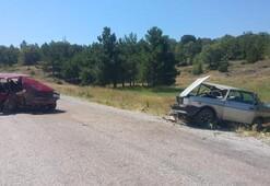 Araçlar bu hale geldi... Korkunç kazada şoke eden detay