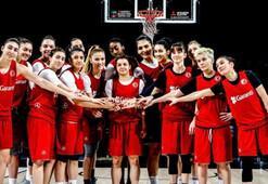 A Milli Kadın Basketbol Takımının nihai kadrosu belli oldu