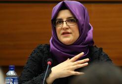 Kaşıkçının nişanlısı Cengiz: S.Arabistandaki soruşturmanın meşruiyeti kalmadı