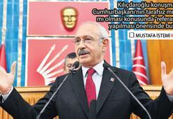 CHP lideri Kılıçdaroğlundan tüm partilere çağrı: Güçlü demokratik bir sistem kuralım