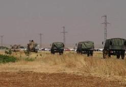 Suriye sınırında hareketlilik Güvenlik önlemleriyle ilerledi