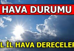 Hava durumu nasıl olacak Ankara, İstanbul, İzmir hava durumu
