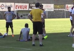 Sergen Yalçın: UEFAda ön eleme oynamak ciddi bir tecrübe olacak