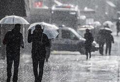 Hafta sonu hava durumu nasıl olacak Marmara için sağanak uyarısı