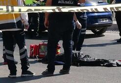 Otomobilin çarptığı Suriyeli çocuk öldü