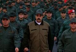 ABDden Maduro kararı Oğlunu hedef aldılar...