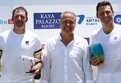 Antalya Openda şampiyon Erlich-Sitak çifti