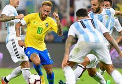 Brezilya-Arjantin Copa America yarı final maçı ne zaman saat kaçta hangi kanalda