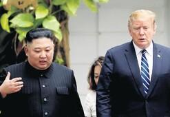 Kim'e sınırda görüşme teklifi