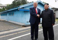 Kuzey Kore televizyonu: Trumpın ziyareti muhteşem bir olay