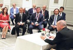 Cumhurbaşkanı Erdoğan: Çetin biriysem bu iyi bir şey