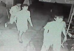 5 yıldızlı otelde yakalandılar Dehşet kamerada...