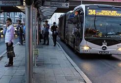 Metrobüs sefer saatleri kış tarifesine çevrildi