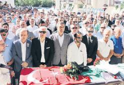 Ali İpek uğurlandı