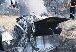 KKTC'yi korkutan patlama 'füze' çıktı